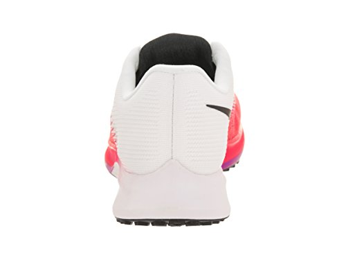 Nike Wmns Air Zoom Elite 9, Chaussures de Running Compétition Femme Rose (Racer Rosa/schwarz-weiß-vivid Rosa)