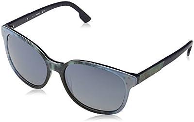 Diesel Gafas de Sol DL0121-86C (58 mm) Azul