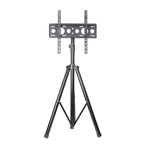 TV Stand YX Soporte de Suelo Triangular, Soporte Plegable móvil de 32-55 Pulgadas, Soporte de Base...