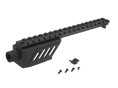 Cyma G18 / CM.030 AEP Rail Mount aus Metall für Softair / Airsoft AEPs -