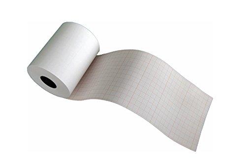 EKG-Thermopapierrollen zu Fukuda OP-119TEC (63mm x 30m)