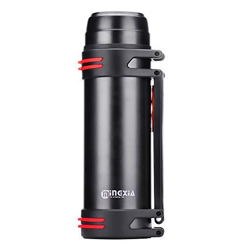 Baoffs bottiglia thermos sport outdoor fiaschetta serie thermal work 1.2 l bottiglie per bibite senza perdite (colore : a)
