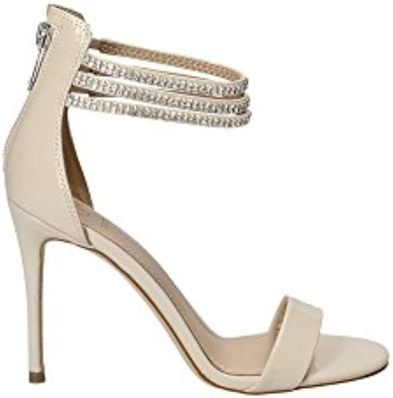 Guess Footwear Dress Sandal, Scarpe col Tacco con Cinturino Dietro la Caviglia Donna | Buon design  | Uomini/Donna Scarpa