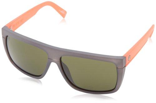 Electric Herren Sonnenbrille Black Top Mod Warm Red