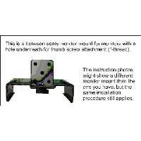 Brodit Monitor Mount, Tablet DVD-Flat Panel Desk Mounts (Tablet DVD) - Flat-panel-monitore
