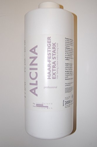 Alcina Haar-Festiger extra stark, 2000 ml
