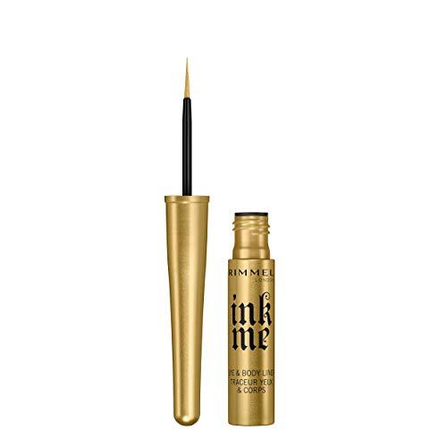 Rimmel London Ink Me Glam Liner Eyeliner Tono 002-9