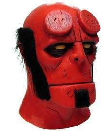Hellboy Halloween-Maske ()