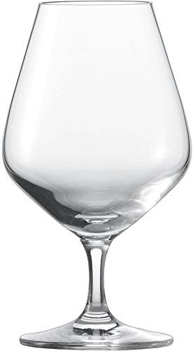Schott Zwiesel 111227 Cognacglas, Glas, transparent, 6 Einheiten