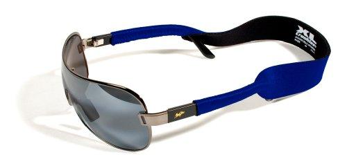 Croakies XL Eyewear Retainer X-Large königsblau