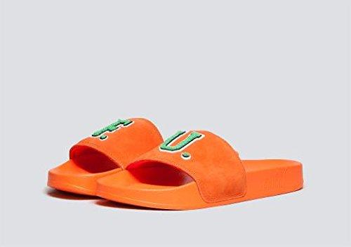 3351d674d6e1 Puma Rihanna FENTY Unisex Suede Slide Sandale Erwachsene Herren Frauen Schuh  Größe 42