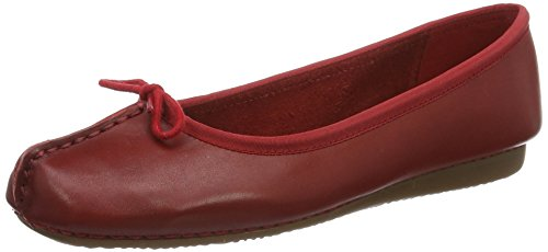 clarks-freckle-ice-ballerine-donna-rosso-red-375-eu