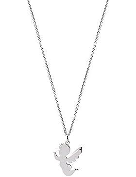 Xenox Damen Halskette Silber Anh