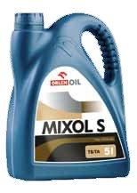 Motoröl Öl MIXOL S 5 l
