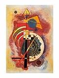 Kunstdruck/Poster: Wassily Kandinsky Hommage an Grohmann 1926
