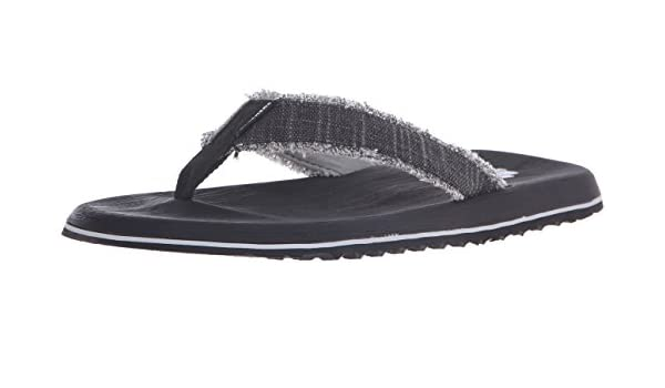 ca0d6422f6f8 Skechers USA Men s Fray Cotton Thong  Buy Online at Low Prices in ...