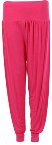 RIDDLEDWITHSTYLE - Legging de sport - Femme * taille unique Fuchsia
