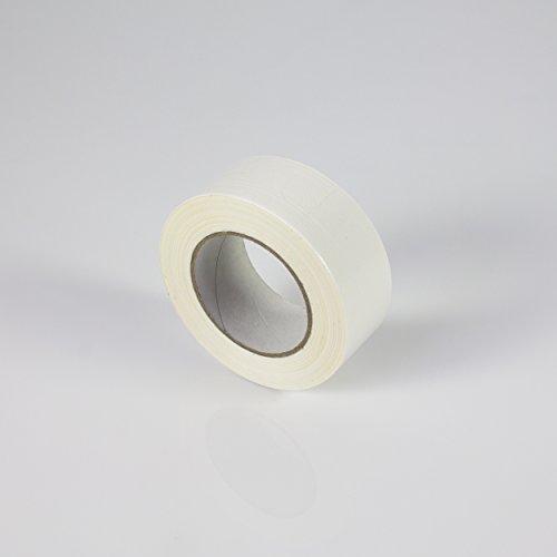 Extra Power Gaffer Tape weiß, 50m x 48mm - Gewebeklebeband / Reparaturklebeband - showking