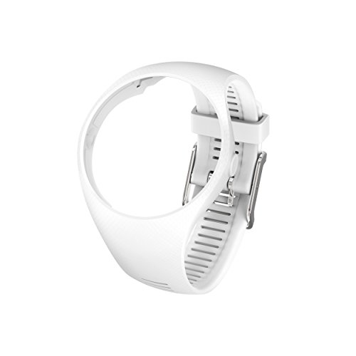 Polar Armband M200 White Größe S/M Wechselarmband, weiß