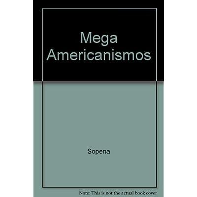 Americanismos Mega Diccionario Ilustrado Pdf Download Free Calpurdie