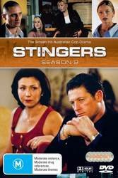Stingers - Season Two [6 DVDs] [Australien Import]