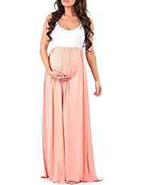 99522e81c324 Saoye Fashion Abito di maternità Abito di maternità Abito di maternità  Giovane Abito da Sposa Abito