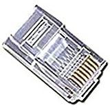 iggual PSIPLUG3UP6/5(50) - Conector RJ-45 (Cat.6, UTP, 50 unidades)