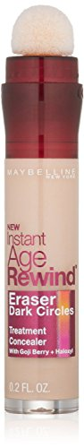 Maybelline New York Instant Age Rewind Dark Circle Concealer, Fair, 6G