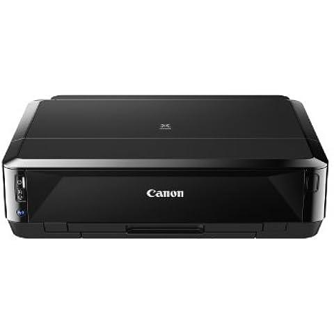 Canon PIXMA iP7250 - Impresora fotográfica (9600 x 2400 DPI, 215.9 x 355.6 mm, Inyección de tinta, Mains, USB 2.0, LAN inalámbrica, Internet Explorer 6 CD-ROM)