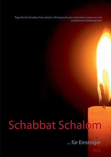 Schabbat Schalom: für Einsteiger