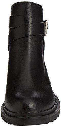 Calvin Klein Serafina Baby Calf, Bottines à doublure femme Noir (Black)