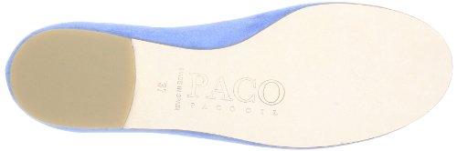 Paco Gil P-2510, Ballerines femme Bleu (Bahia/Silver)