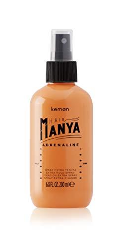 Kemon Hair Manya - Laca Pelo Profesional Extra Fuerte
