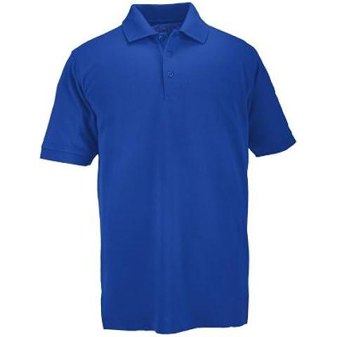 5.11 Professional - Camiseta sin mangas de escalada para hombre, color azul, talla XL