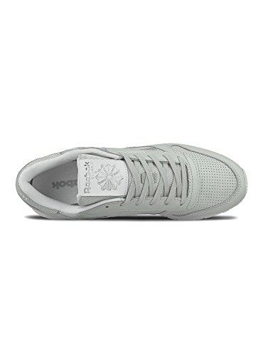 Reebok girl's basic Leather Trainers