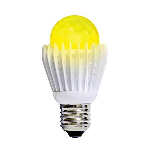Andouy Insektenvernichter, Elektrischer LED-Licht Insektenvernichter Insektenfalle Mückenschutzlampe 8W/11W E27(6x12.5cm.Weiß2-11W)