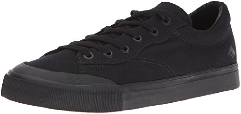 Zapatos Emerica Indicator Low Negro-negro, BLACK/BLACK, 45 EU / 11 US  -