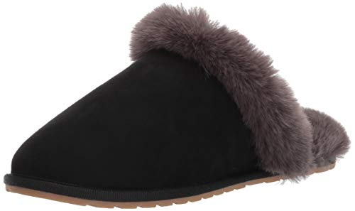 5a6b10484 Amazon Essentials Parker Women's Scuff Slipper, Pantuflas para Mujer,  Negro, ...