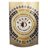 Pulsin Vanilla Whey Protein Powder 250g by Pulsin