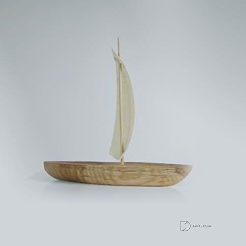 Deko Boot Segelboot Segelschiff Schiff Schiffchen