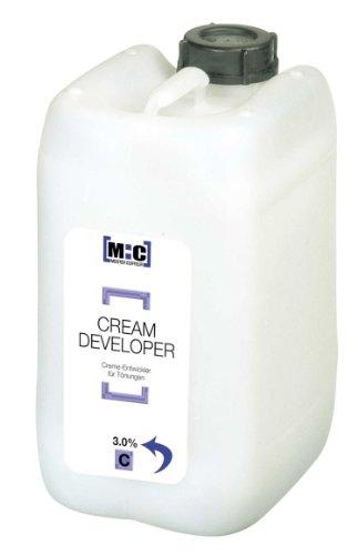 Comair M:C Cream Developer 3% C 5000 ml Milder & cremiger Farbentwickler