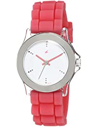 Fastrack Beach Upgrades Analog White Dial Women's Watch -NK9827PP07