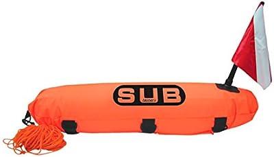 Boya de Buceo Dive Safe con 20m de Cabo