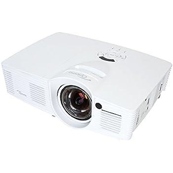Optoma GT1070X Videoproiettore, Bianco