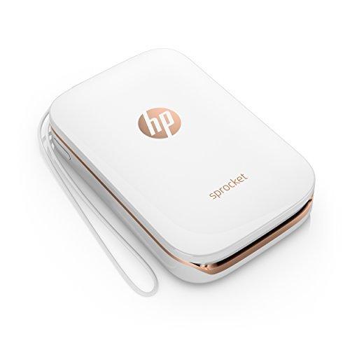 HP Sprocket Fotodrucker Notebook Drucker Weiß