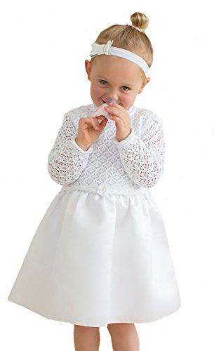 Baby Taufkleid Sarah von HOBEA-Germany, Größe Kleider:62