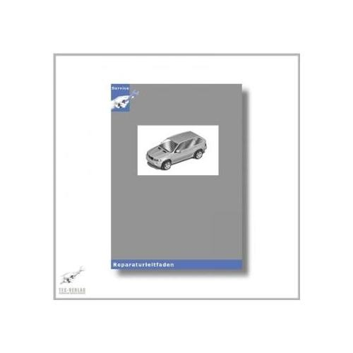 99-06 Werkstatthandbuch Fahrwerk BMW X5 E53