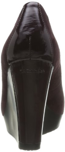 Calvin Klein Madge , Chaussures de ville femme Rich Burgundy