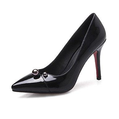 Zormey Frauen Heels Fr¨¹hling Sommer Herbst Club Schuhe Pu Hochzeit B¨¹ro & Amp Karriere Kleid Stiletto Heel Imitation Pearl US5 / EU35 / UK3 / CN34