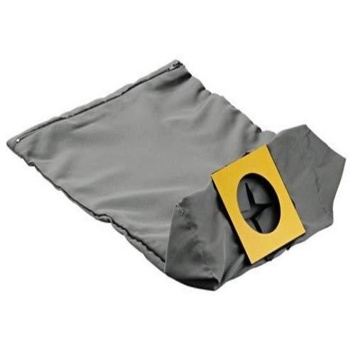 WENKO 4843060500 Universal-Staubsaugerbeutel, Passend auf alle Staubsauger-Typen, Polyester, 35 x 7.2 x 25.5 cm, Grau